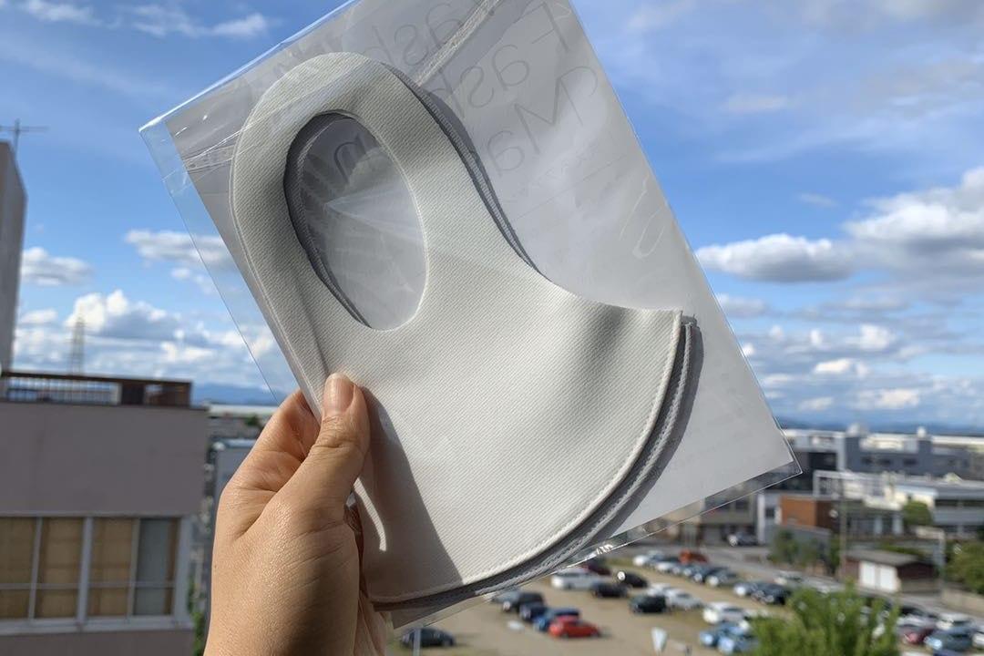 ササキセルムの洗えるファッションマスク