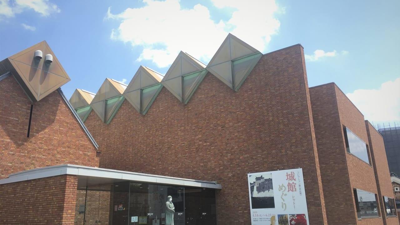 三岸節子美術館の外館
