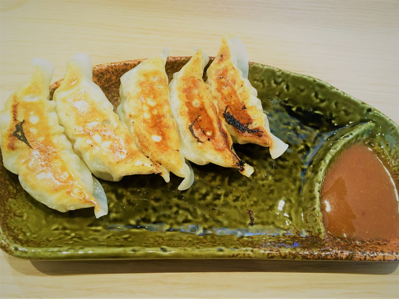 麺場 田所商店の餃子