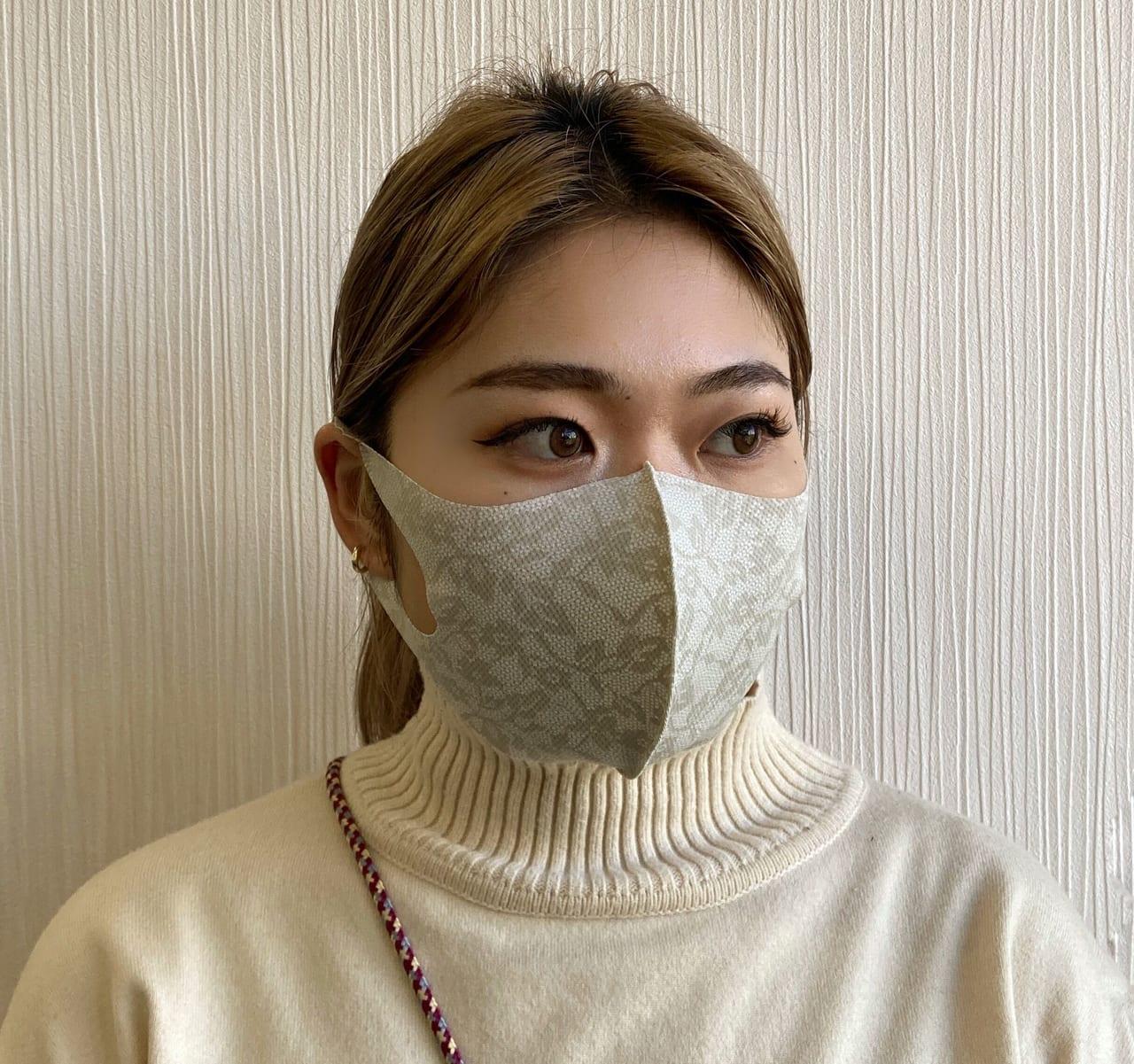 ササキセルムのマスク