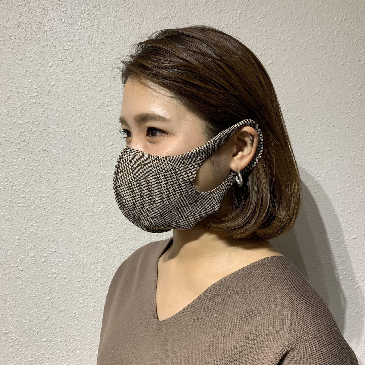 ササキセルムのくるるんマスク