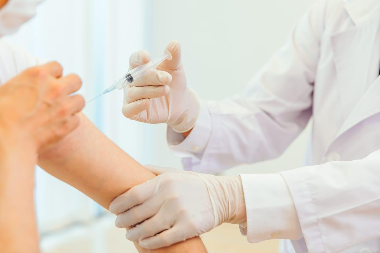 一宮市のワクチン接種のイメージ