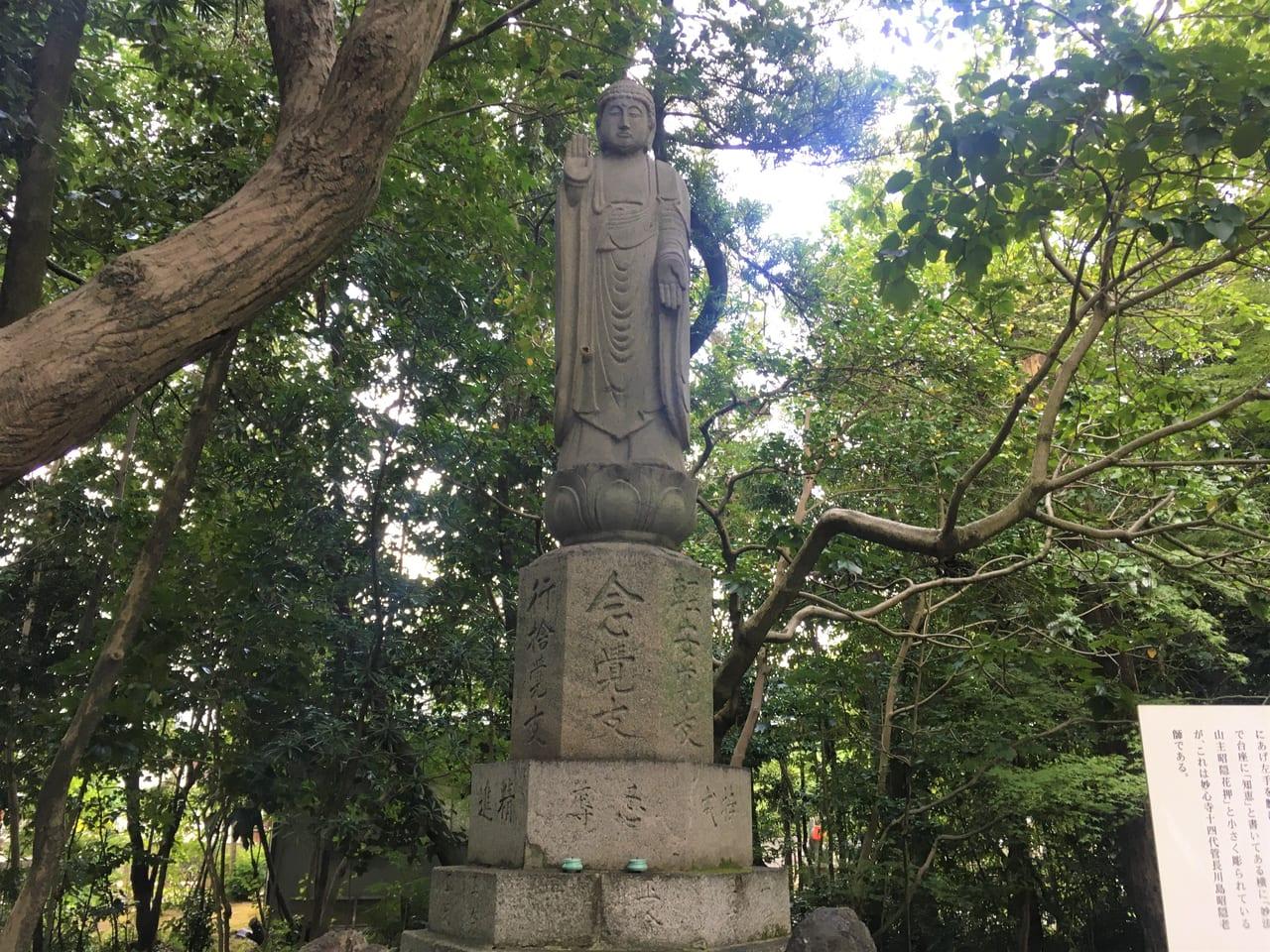 妙興寺のサルナート